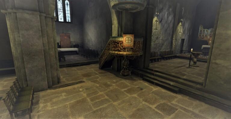 Ringsaker kirke i VR